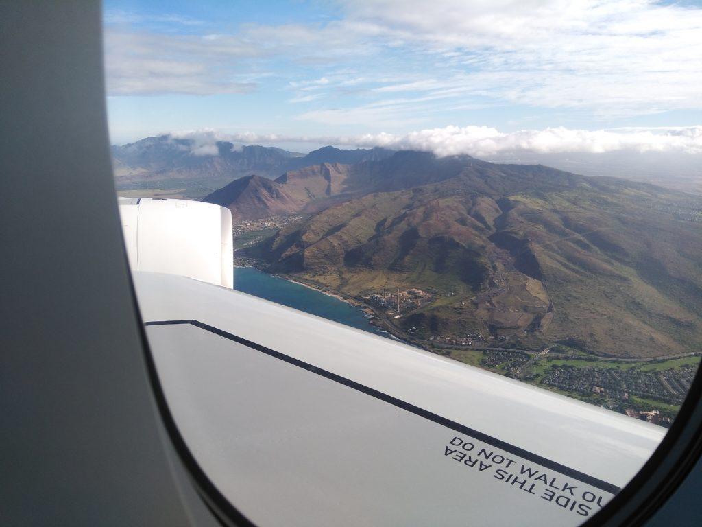 """ANAのA380""""Flying Honu""""で、ホノルルオアフ島へ"""