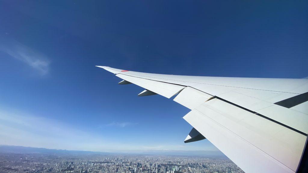 ANA 羽田-ロンドン便 プレミアムエコノミークラス