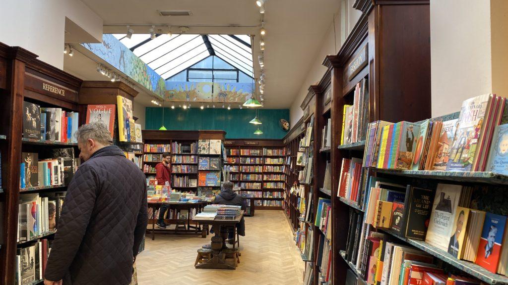 Daunt Book Store