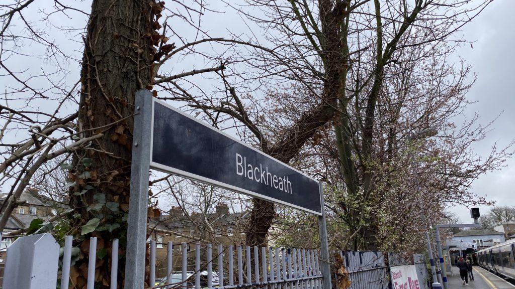 Blackheath駅