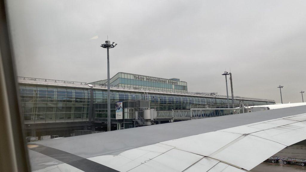 ANA全日空 ロンドン・ヒースロー/LHR 東京・羽田/HND