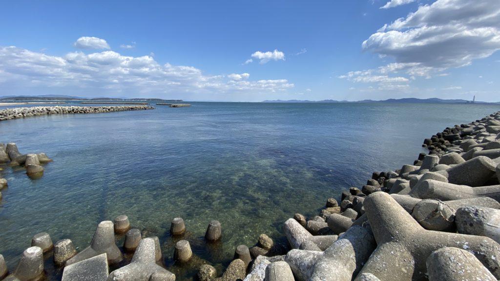 日間賀島 伊良湖
