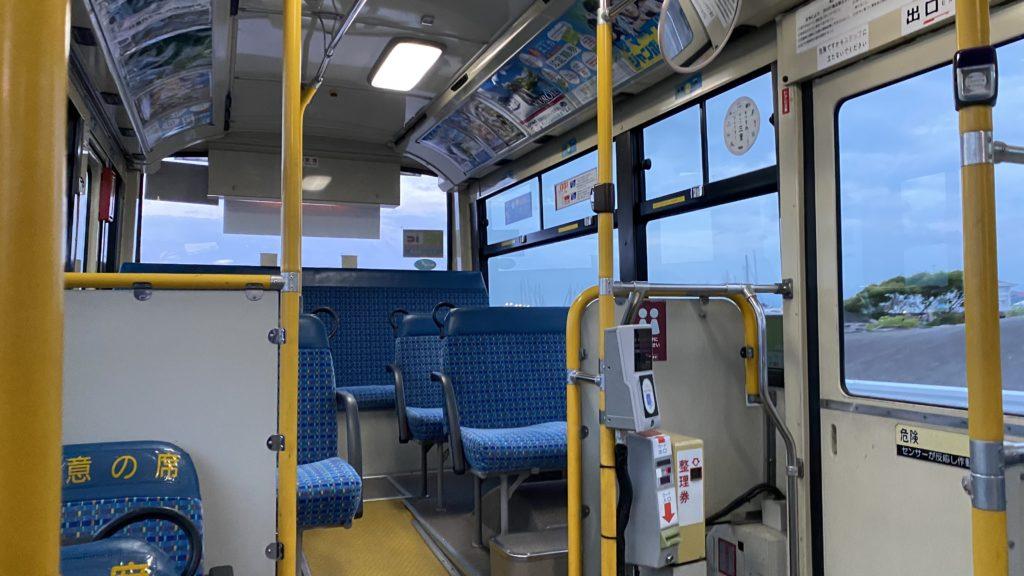 セントレア高速船 津エアポートライン 津なぎさまちへのバス