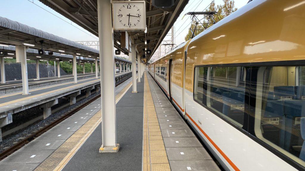 賢島駅 ホーム