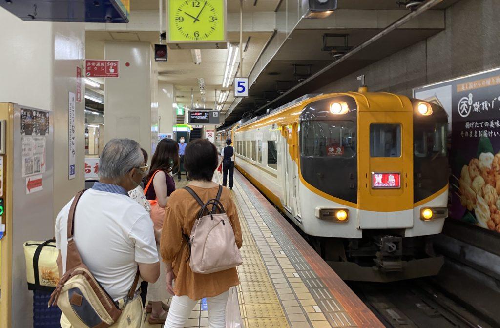名古屋駅 ビスタカー