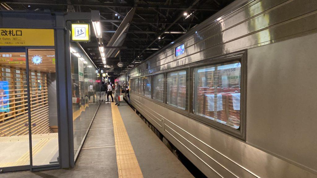旭川駅 特急宗谷