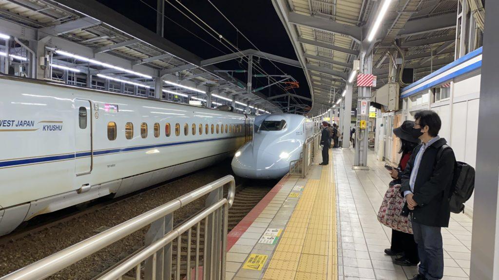 新幹線まで乗り放題に