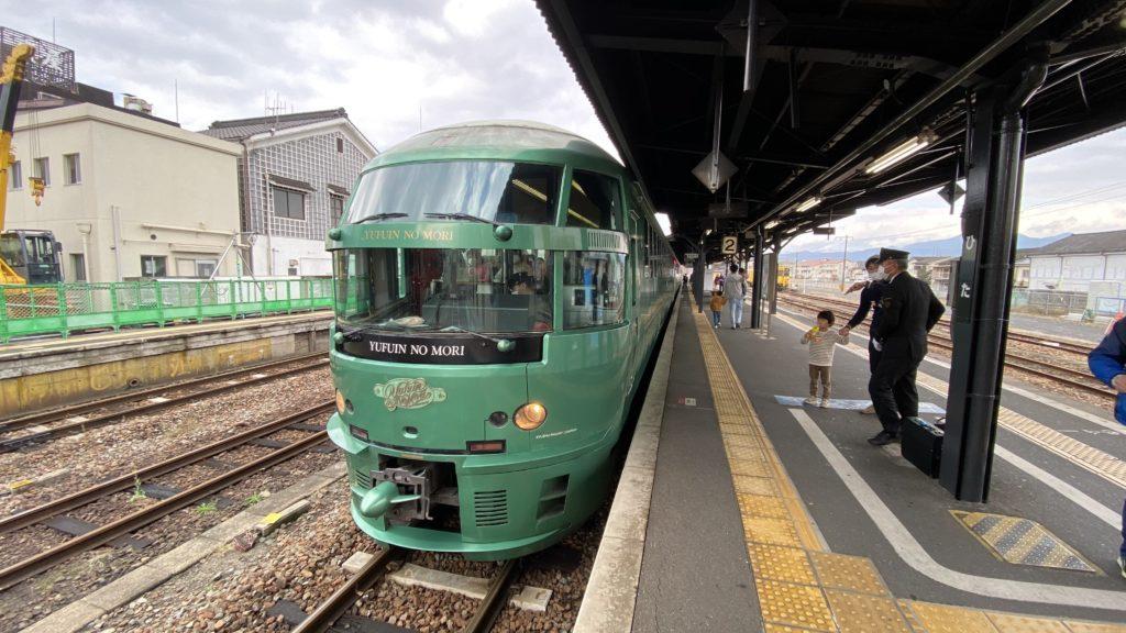 ゆふいんの森 日田駅