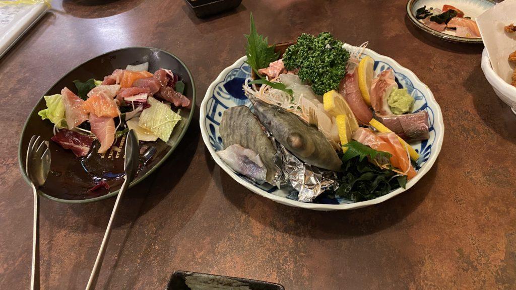 高松で海鮮