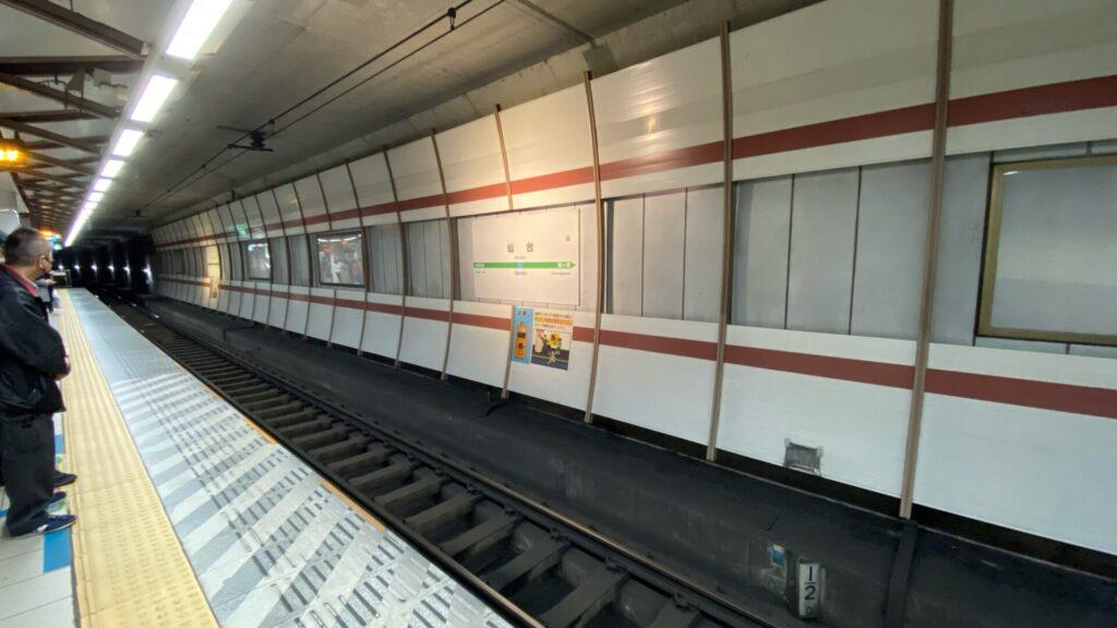 最寄駅は松島海岸駅