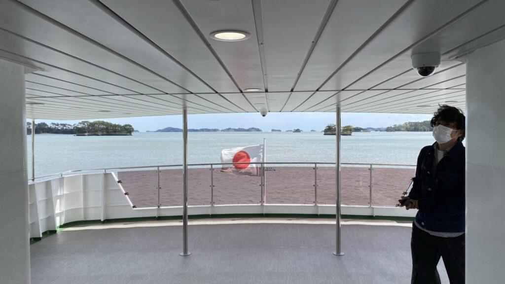 松島は見るところがたくさん
