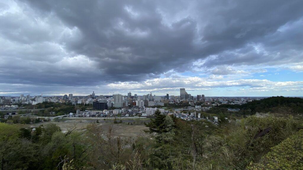 仙台の街を一望しよう